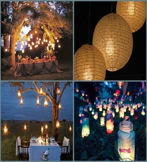 Outdoor Rustic Country Weddings Idea: Best 25+ Outdoor Night Wedding Ideas On Pinterest