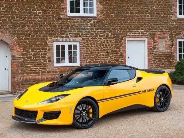 Lotus, Yeni Spor Otomobili Evora Sport 410′u Görücüye Çıkardı  #Lotus #Auto #EvoraSport410