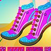 Play free online Shoe Designer flash game, Customize, Dress-Up, Other flash games from Sooper Games. Shoe Designer Game.