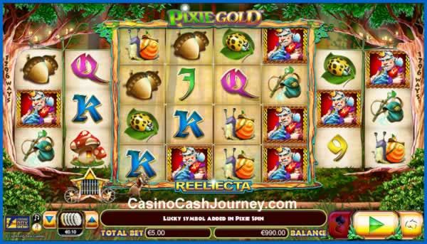Free pixies of the forest slot machine