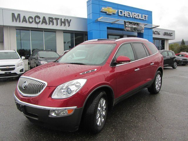 Save $3,000 on this 2012 Buick Enclave CXL