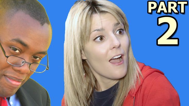 Awkward Talks with DAILY GRACE (Part 2) : Black Nerd awkwardly interviews Grace Helbig.