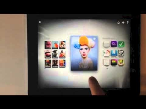 reference for movement for eBooks covers. TaiaApps 3D: Video Demo
