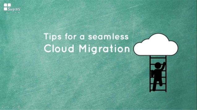 If you are someone who has figured out that the pros of moving and adapting to the cloud far outweighs the apparent difficulties and that the cloud is really the way forward, read on to know how best you can move your business to the cloud without getting hassled by the hindrances. We, at Suyati, provide you with top six tips to manage your migration smoothly.