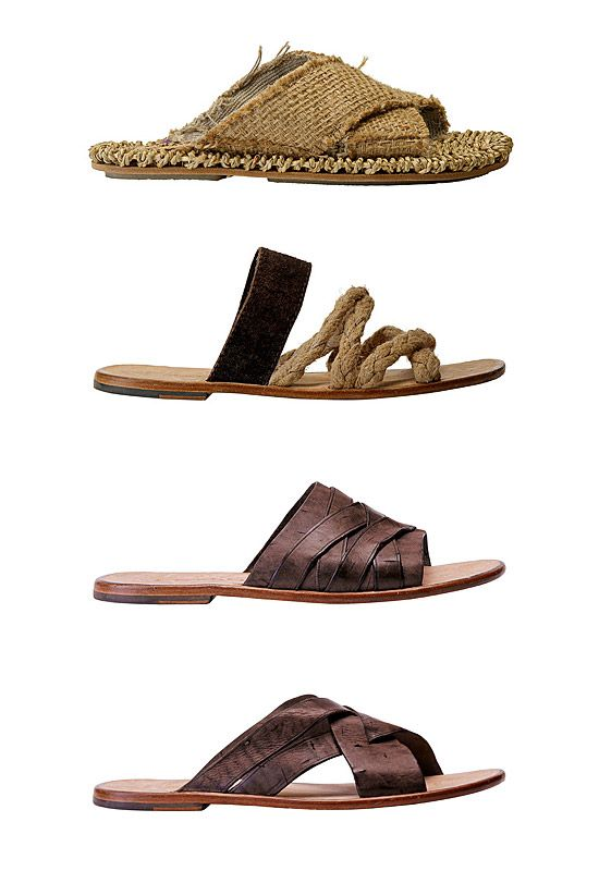 NURU THE BOSS: Man Sandals | MEN'S.Wear | Pinterest