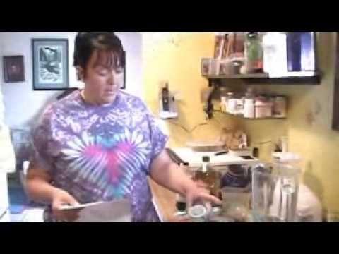 Raw Food Recipe ~ Ginger Salad Dressing