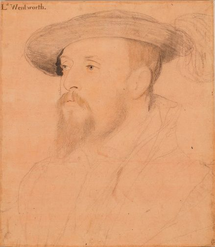 Thomas, 1st Baron Wentworth, c.1532-43, by Hans Holbein the Younger