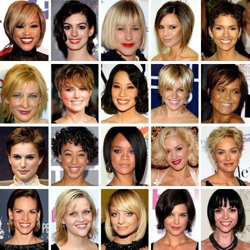short hair styles for women over 50 round face. short hair styles for women
