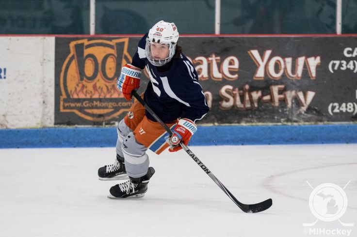 """By @MichaelCaples - The University of Michigan landed a coveted recruit over the weekend as they secured a verbal commitment from Antonio Stranges. The 2002 birth-year player - a Plymouth native - is currently playing against older competition as a member of the midget minor Little Caesars AAA squad, and he has four points in eight High Performance Hockey League games so far. Stranges told MiHockey that the history of the Wolverines drew him to Ann Arbor. """"Michigan has a long history o..."""