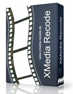XMedia Recode 3.1.1.6