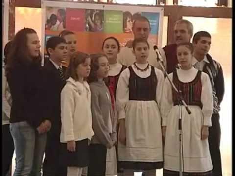 A Zene - részlet a Valahol Európában című musicalből a kecskeméti SOS gy...