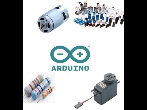 Arduino Guide - Ultimate Kit! - Arduino Accessories - YouTube