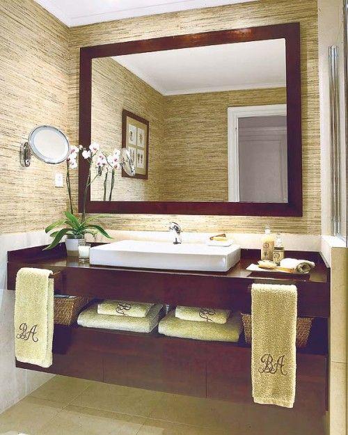 1000 ideas sobre muebles de ba o en pinterest muebles - Muebles para banos pequenos modernos ...