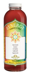 Kombucha Cosmic cranberry is my fav.   Then trilogy.  Then ginger berry.