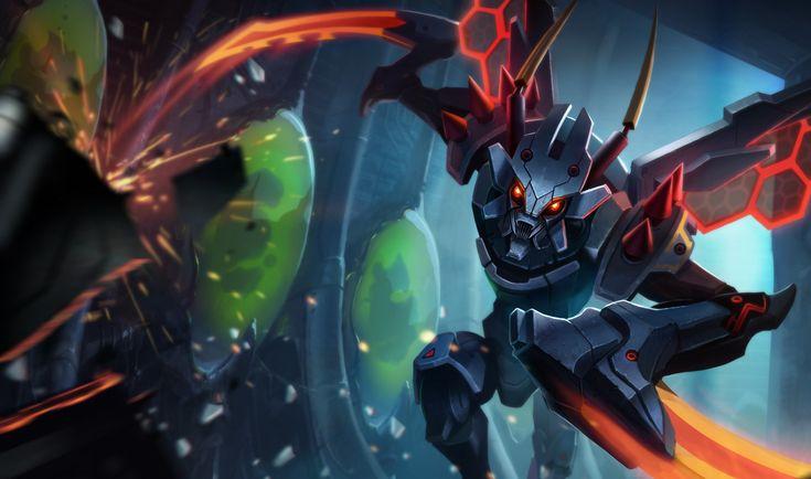 Kha'Zix | League of Legends http://www.helpmedias.com/leagueoflegends.php