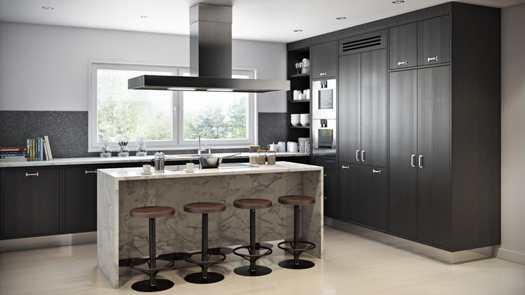 CGI Kitchen created by ArchiCGI 3D Rendering Services