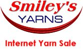 Unbelievably low prices for their internet yarn stock - limited, but well worth looking at periodically.  Minimum order is $ 50, flat rate shipping $ 12.95   #yarn
