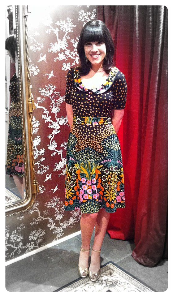 2012 Style: Agnes Leona Edmiston dress