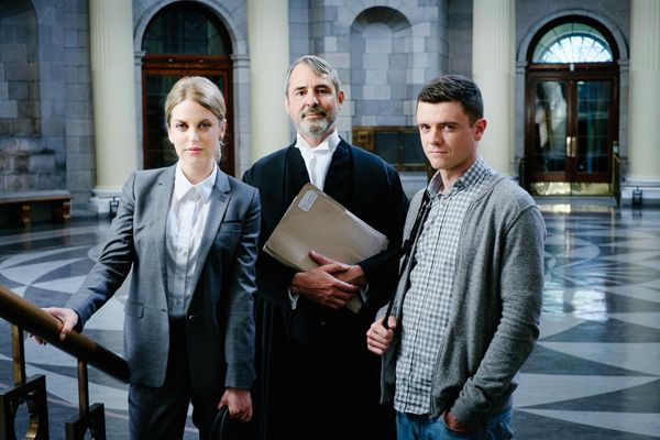 Striking Out - Amy Huberman, Neil Morrissey & Emmet Byrne