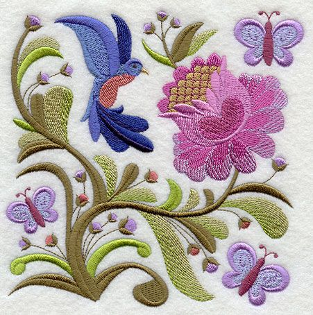 Machine Embroidery Designs at Embroidery Library! - Color Change - E3762