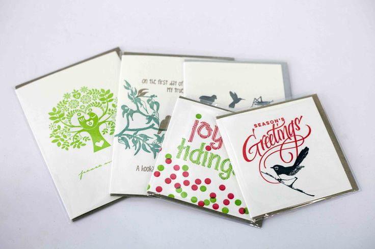 Christmas cards now in store by #FluidInkLetterpress. Don't miss out!