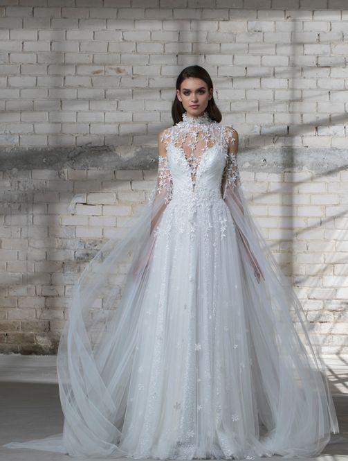 936 best A-Line images on Pinterest | Short wedding gowns, Wedding ...
