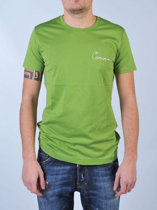 CARVEN Tshirt verde http://www.dipierrobrandstore.it/product/1568/Tshirt-verde.html