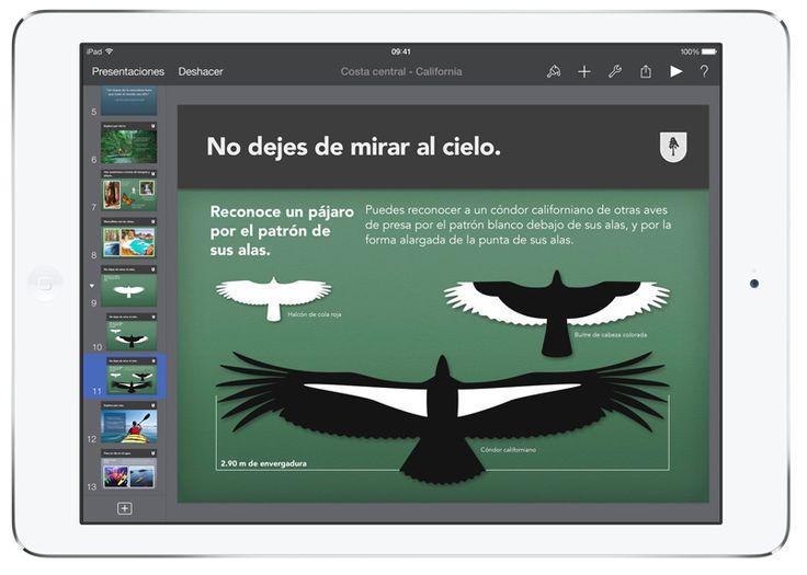 Keynote #iPad #iPadAir