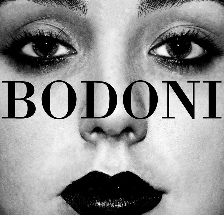 30 Best Images About BODONI On Pinterest