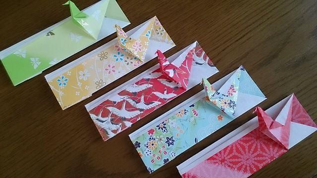 簡単 折り紙 折り紙ハート鶴折り方 : jp.pinterest.com