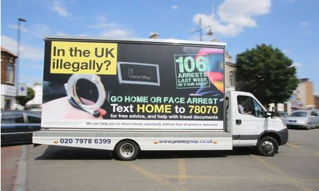 'Go home' campaign against illegal immigrants could go nationwide