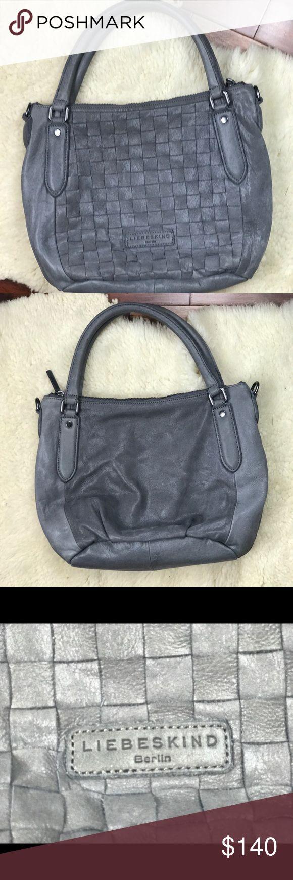 ♻️ Liebeskind Berlin Premium leather handbag Liebeskind Medium-Sized Bag. Excellent Condition. Multiple Pockets Inside The Bag And One Large Zippered Pocket. Liebeskind Bags Satchels