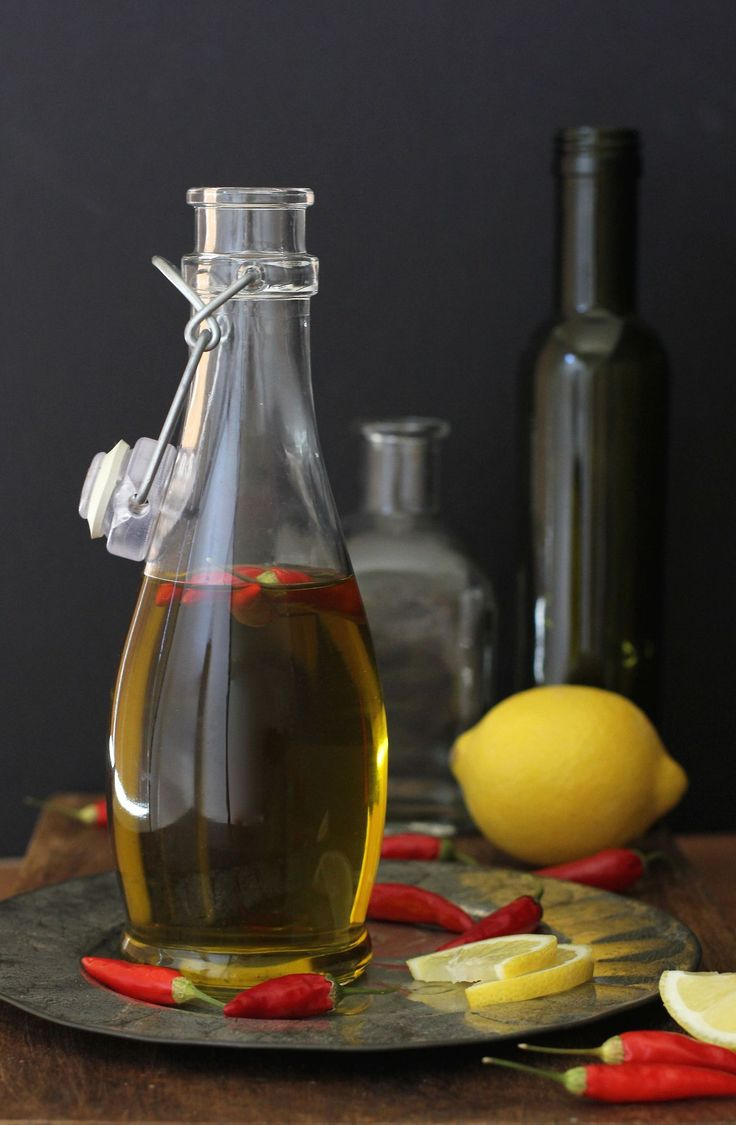 How to Make Lemon Chili Olive Oil This citrus infused olive oil will ...