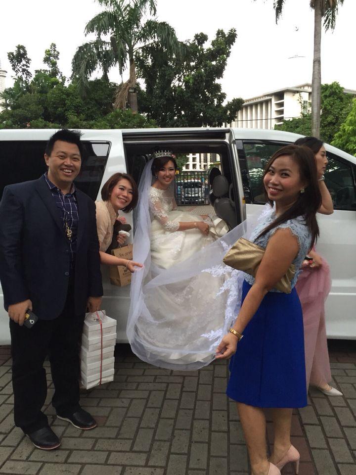 My Best Friend's Wedding Part 1 #Ephine'sBigDay