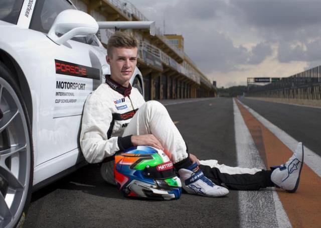 Matteo Cairoli scelto da Porsche per partecipare alla Supercup 2015