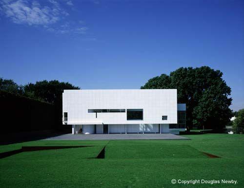Modern Architecture Dallas 9 best architect-r. meier images on pinterest | modern homes
