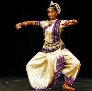 :: Natya -- Odissi Indian classical dance