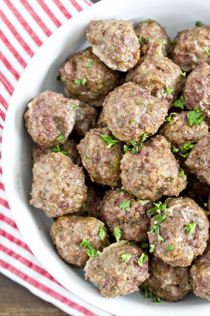 This homemade meatball recipe is so easy, you'll never eat store-bought meatballs again! Until recently, I had always thought that it was much easier to just grab a bag of frozen meatballs from the grocery store rather than try to make them myself. Then my son and I made this amazing TurkeyMeatball Soup, and I …