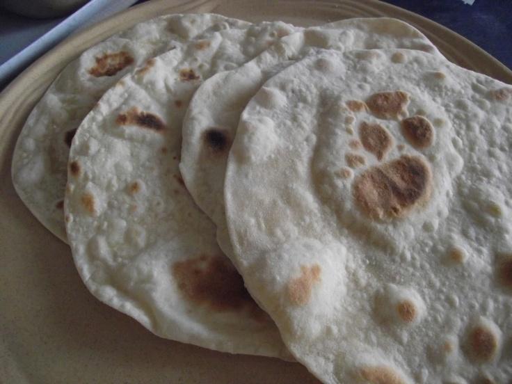 Tortilla házilag