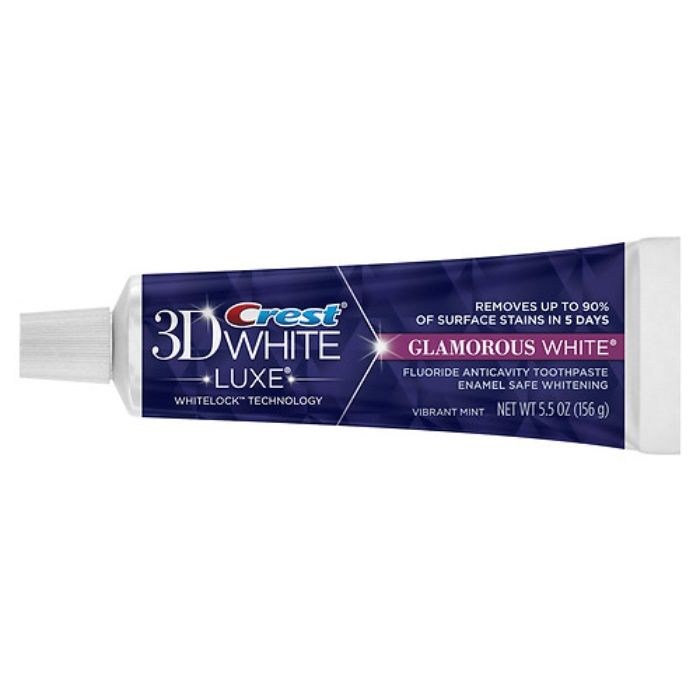 Rank & Style - Crest 3D White Luxe Glamorous White Whitening Toothpaste #rankandstyle