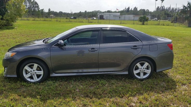Awesome Amazing 2012 Toyota Camry  2012 TOYOTA CAMRY SE METALLIC GRAY SEDAN 70K MI 2017 2018