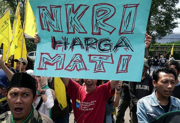 Bom Waktu Perpecahan Indonesia Ada Pada Penegak Hukum