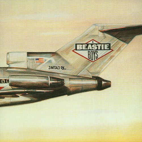 Beastie Boys / License To Ill - First TAPE i bought with my own money :)