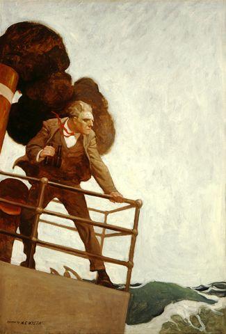 N. C. Wyeth (1882-1945)