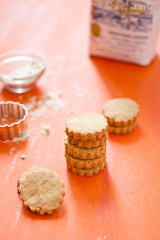 Crackers à la Farine de Pois Chiche (vegan et sans gluten)
