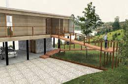 Casa en Futrono ¡Con vista al Lago Ranco!