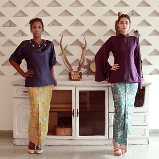 11 Instagram Boutiques To Check Out For Chic, Modern Batik Designs.