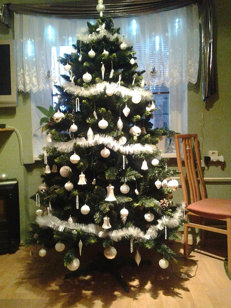 bílé vánoce 2012