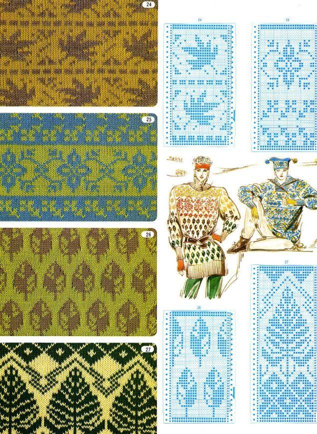 jacquard | Artículos en la categoría Jacquard | El bloc de notas: LiveInternet - Servicio de Rusia Diarios Online