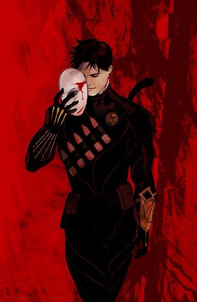 Dick Grayson in the court of owls